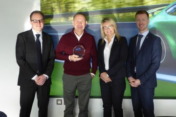 Award for Best Transport Company