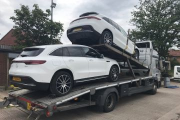 Fallowfield Vehicle Deliveries are specialists at transporting electric and hybrid vehicles across the British Isles.