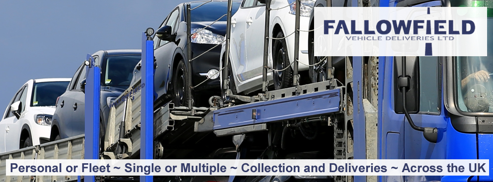 Personal or Fleet Single or Multiple Collection and Deliveries Across the UK2